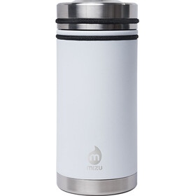 MIZU V5 Insulated Bottle with V-Lid 500ml enduro white